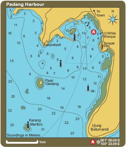 Teluk Bayur Anchorage
