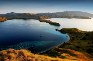 Gili Lawa Darat anchorage, Komodo National Park.